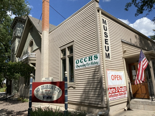 Old Colorado City Historical Society Museum