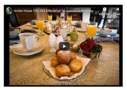 You Tube Video Holden House B&B