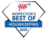 AAA Housekeeping Excellence Award at Holden House
