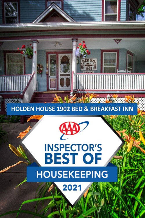 2021 Best of Housekeeping awarded from AAA