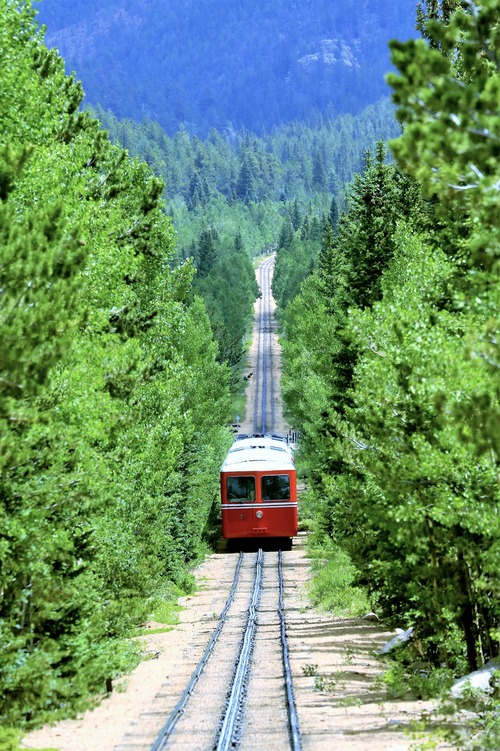 Pikes Peak area trains to enjoy while staying at Holden House