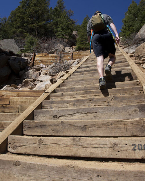 Manitou Springs Chamber Manitou Incline page