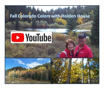 Tour Mueller State Park with Holden House innkeepers