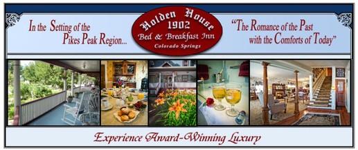 Holden House Victorian Bed & Breakfast Inn Colorado Springs