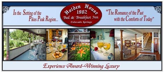 Holden House 1902 Bed & Breakfast Inn Colorado Springs