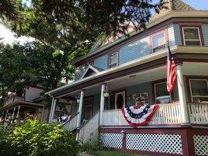 Holden House celebrates July