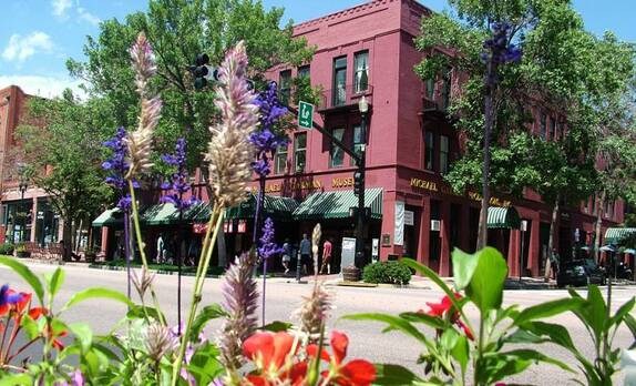 Old Colorado City Historic Shopping and Dining District