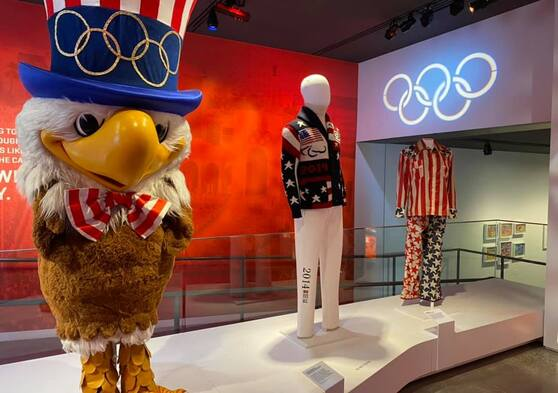 US Olympic and Paralympic Museum Blog Holden House