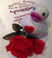 Romantic Specials at Holden House!