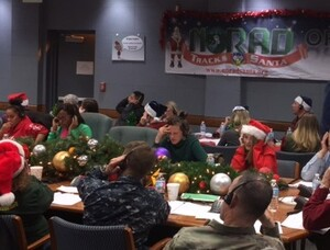 NORAD Santa Tracker is an annual local tradition