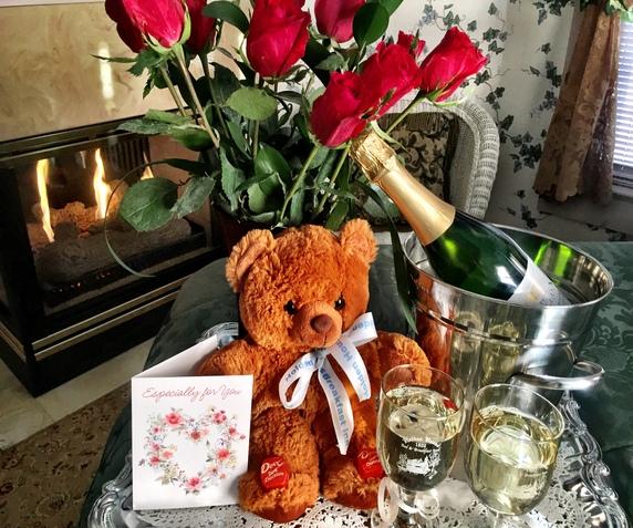 Valentine's Day is just around the corner at Holden House