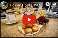 Take a video tour of Holden House!