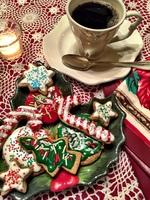 Gingered Christmas Sprinkles Recipe