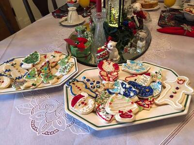 Christmas Cookie Recipe Holden House