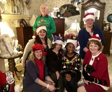 Holden House innkeepers wish you a Merry Christmas!