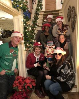 Innkeepers end 2017 with holiday cheer!