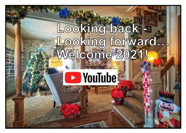 Looking back - Looking forward New Year 2021