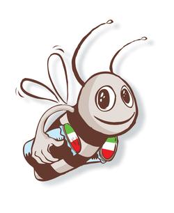 depuis 5 ans Miàm l'abeille parcourre l'italie à la recherche des meilleurs produits artisanaux italiens
