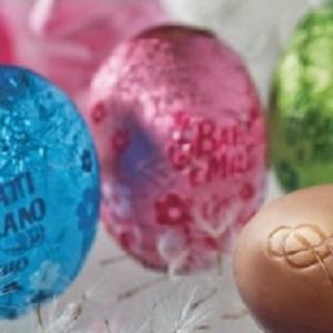 Chocolats Italiens pour Pâques