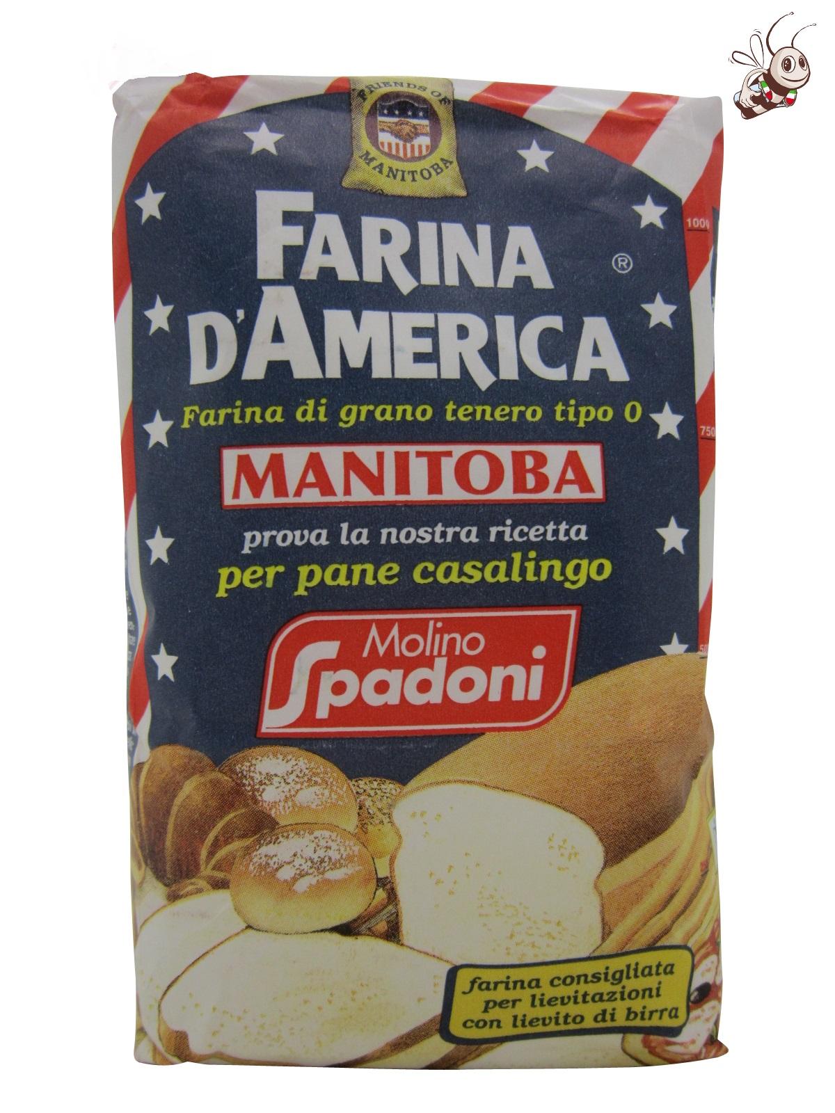 Farine Manitoba