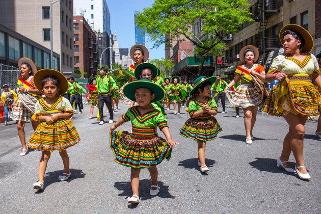 Photos, art, recap of Saturday's Dance Parade & Festival
