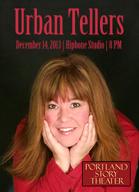 Click here to buy advance tickets to Urban Tellers