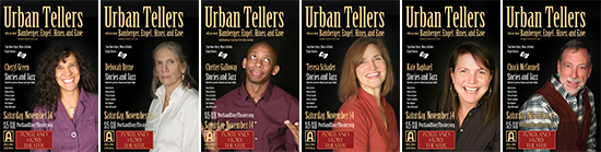 Portland Story Theater's Urban Tellers