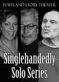 Solo Series with Kriya Kaping, Denis, Gessing, Jeff Burke at Portland Story Theater