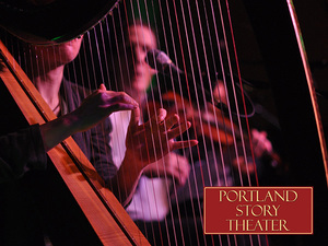 Buy your tickets for Luck of the Irish with Portland Story Theater
