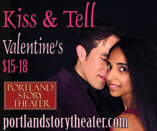 Best Date in Town - Valentine's with Portland Story Theater at the Alberta Abbey