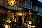 The John Palmer House, Halloween Weekend