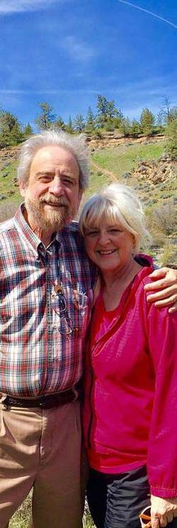 Portland Story Theater founders Lawrence Howard and Lynne Duddy