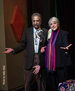 Lawrence Howard and Lynne duddy, Portland Story Theater