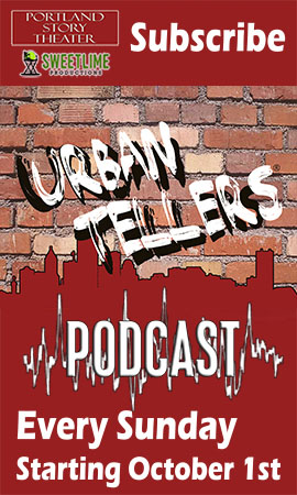 Subscribe to our Urban Tellers Podcast