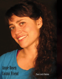 Singlehandedly! Portland Story Theater's 5th Anniversary Solo Festival -- Annie Rosen