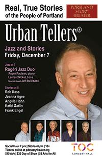 December 7 Urban Tellers