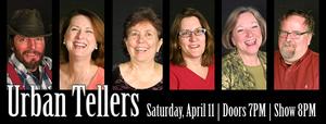 Urban Tellers, April 11, 2015