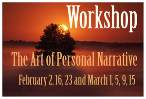 Portland Story Theater's The Art of Personal Narrative Workshop (Sep/Oct 2011)