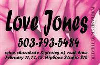 Portland Story Theater's Love Jones