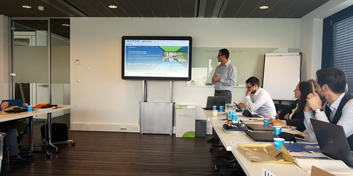 TO-SYN-FUEL project: first consortium meeting in Rotterdam, Netherlands