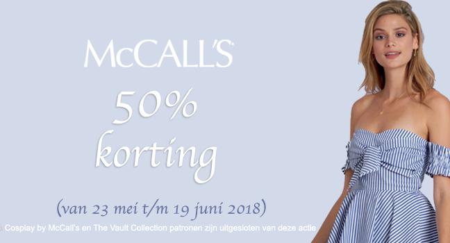 Nieuwe Jalie Patronen Nog Een Week 50 Korting Op Mccalls Verena