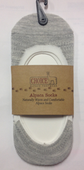 alpaca no-show socks