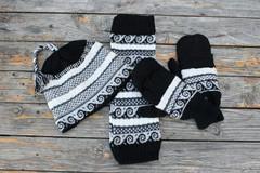 lace alpaca set