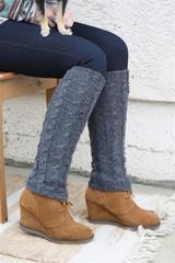 alpaca leg warmers