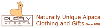 Purely Alpaca - Naturally Unique Alpaca Clothing and Gifts
