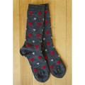 Alpaca Heart Socks
