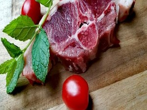 Stoofvlees en gehakt
