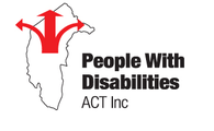 People with Disabilities ACT logo