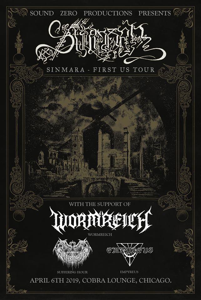 WORMREICH Live
