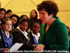 Imelda meets FlimClub members